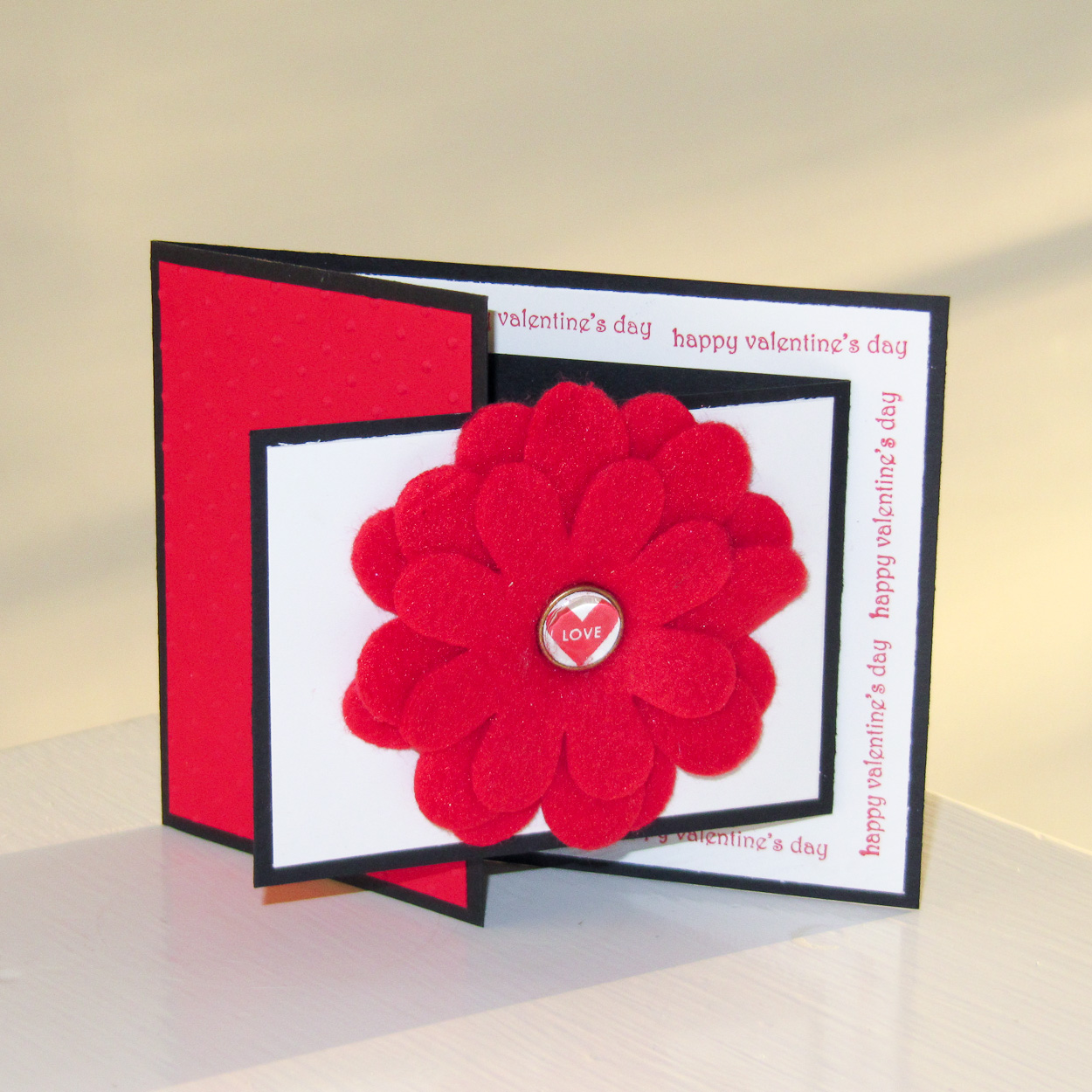 as - Stampin Up Valentine Cards