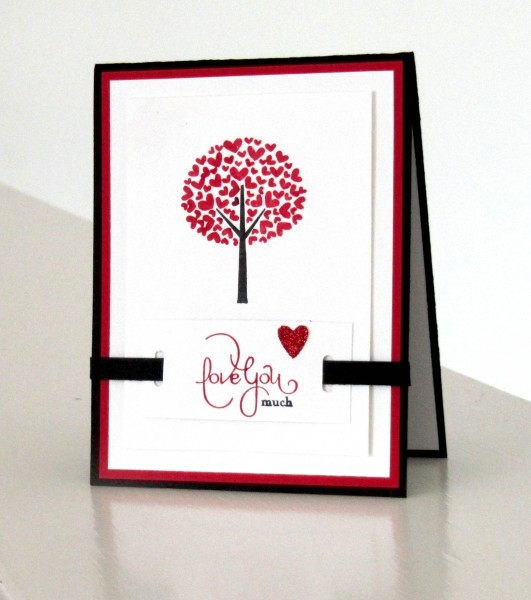 Stampin Up Valentine Defined Stamp Set