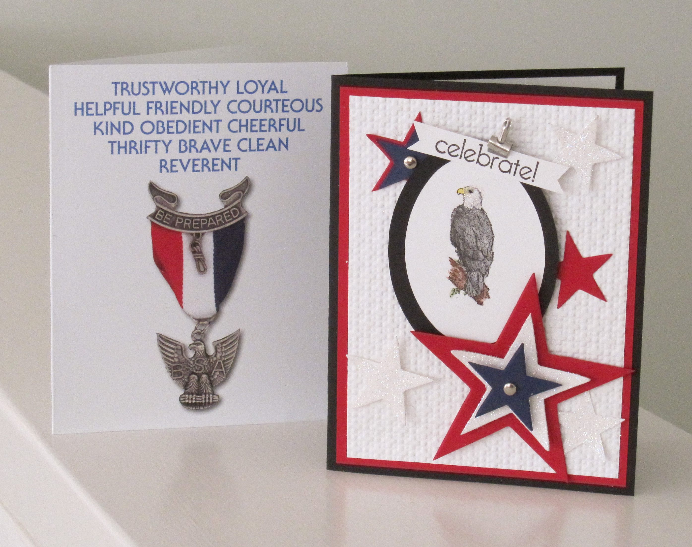17 Best images about Card IdeasEagleBoy Scouts – Eagle Scout Invitation Cards