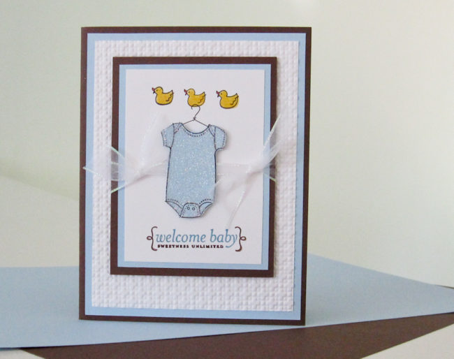 Stampin up ideas stampin up baby card ideas from demonstrator stampin up nursery necessities filmwisefo