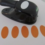 Stampin Up Punch Art Pumpkin Video Tutorial