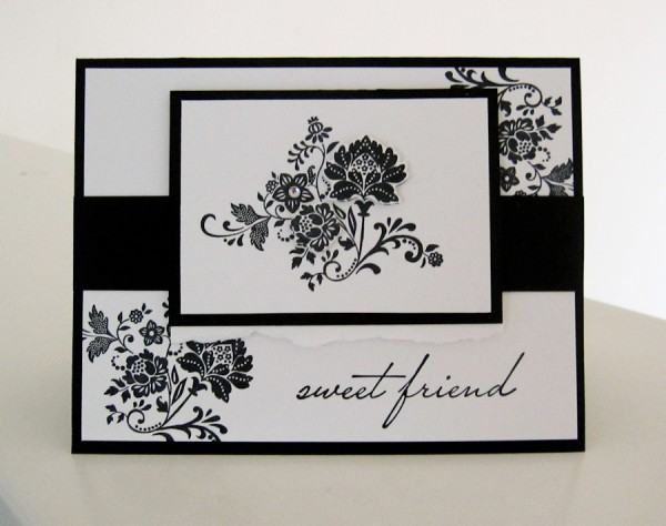 Stampin Up Fresh Vintage