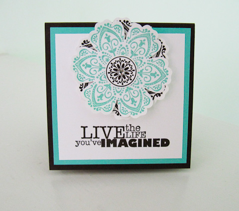 Stampin Up Mixed Bunch Stamp Set