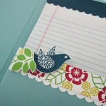 Stampin Up Betsys Blossom