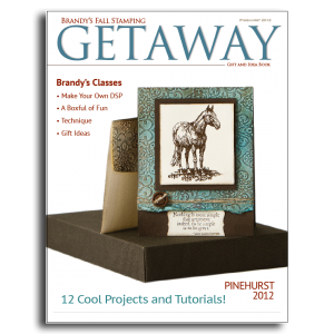 Stamping Getaway Magazine - For Sale
