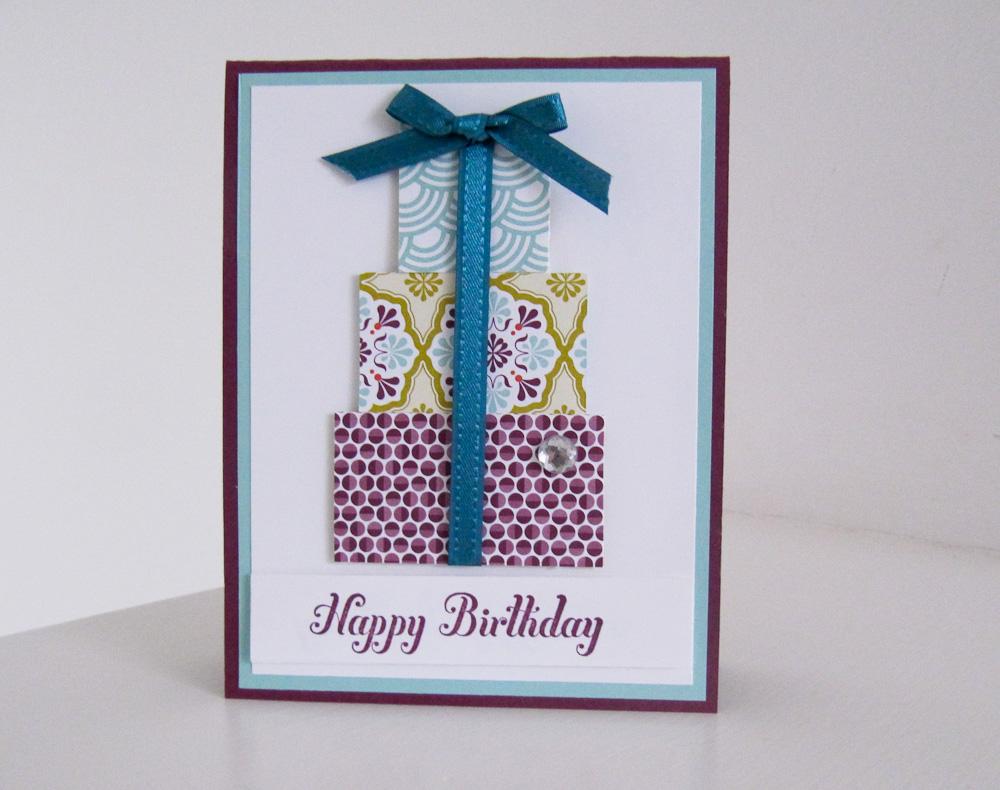 brandy 's blog, Birthday card