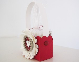 Stampin Up Valentines Day Treat Video Tutorial