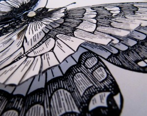Stampin Up Swallowtail Butterfly