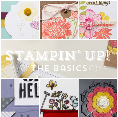 Stampin Up Online Class