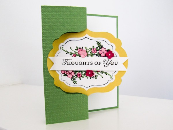 Stampin Up Apothecary Art Stamp Set