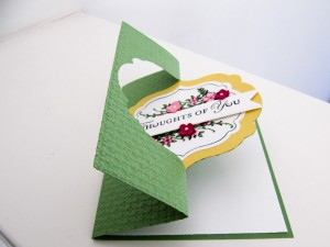 Stampin Up Apothecary Art Stamp Set