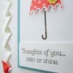 Stampin Up Rain or Shine Stamp Set