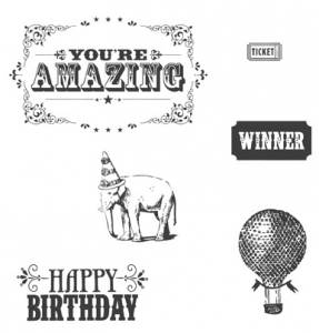 Stampin Up You're Amazing