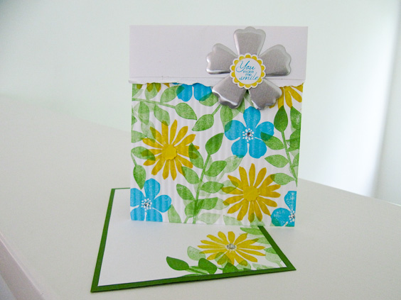 Stampin Up Secret Garden Stamp Set