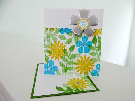 Stampin Up Secret Garden Stamp Set