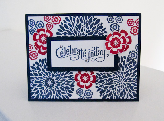 Stampin Up Bestys Blooms