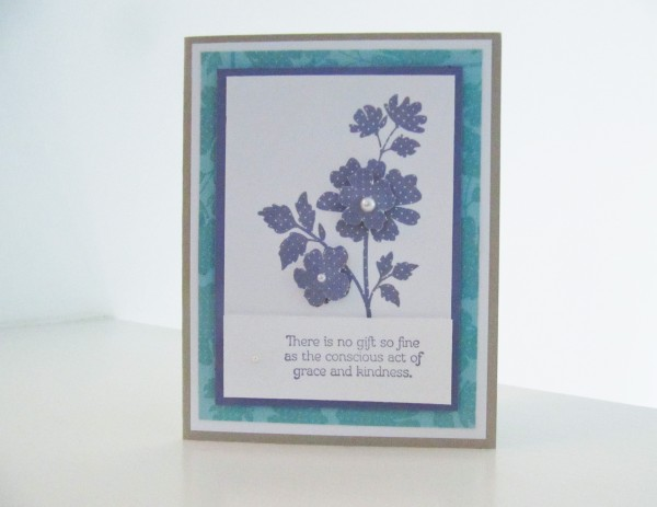 Stampin Up Gifts of Kindness