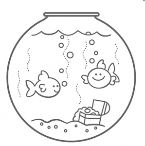 Stampin Up Fishin Around in Water
