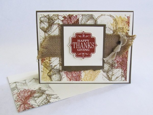 Stampin Up Truly Grateful