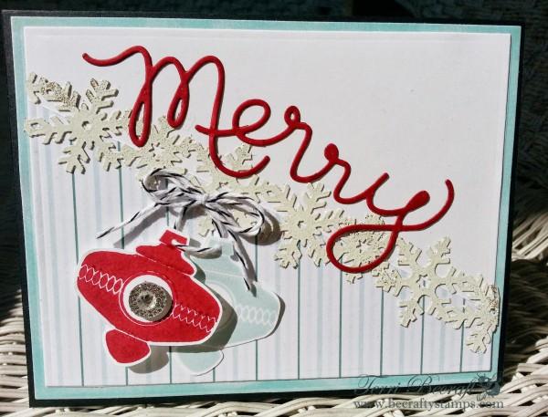 BecraftyStamps Merry