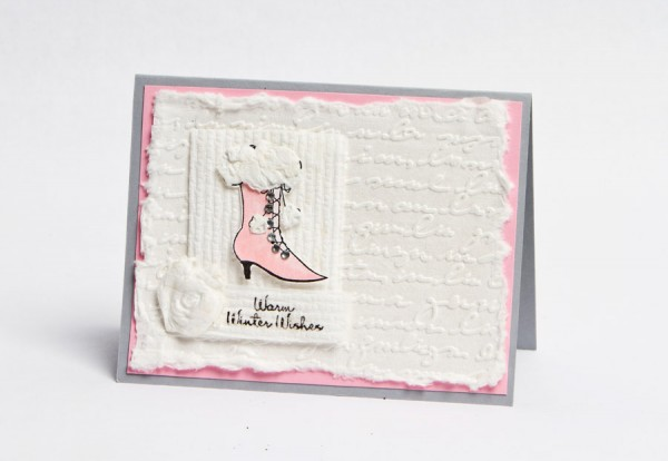 Stampin Up Bootiful Occasions Stamp set