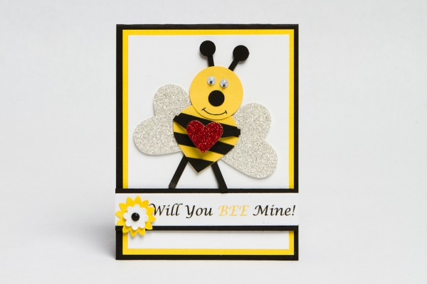 Stampin Up Will You BEE Mine!