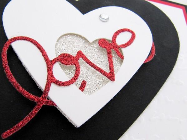 Stampin Up Heart Framelits