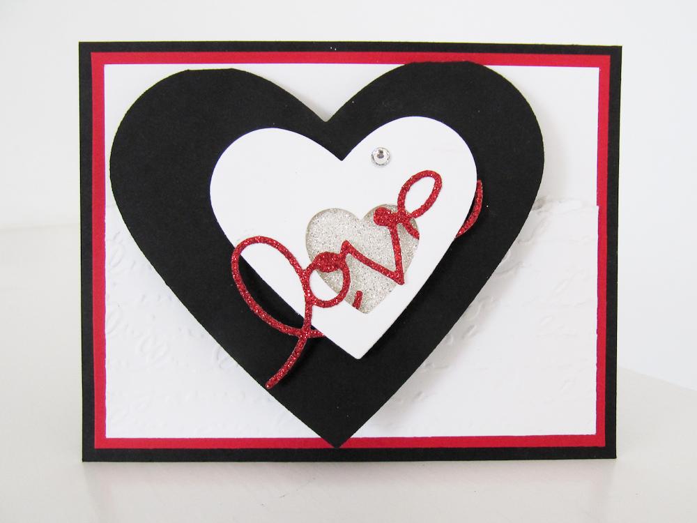 Heart Framelits Valentine