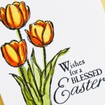 Stampin Up Blessed Easter Stamp Set