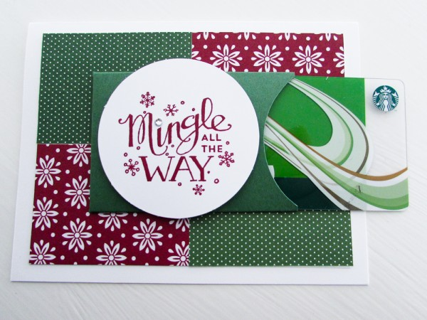 Stampin Up Mingle All The Way Stamp Set