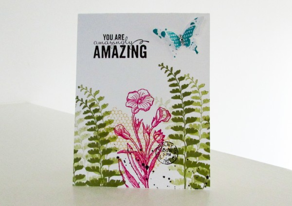 Stampin Up Butterfly Basic Stamp Set