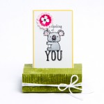 stampin up kind koala stamp set