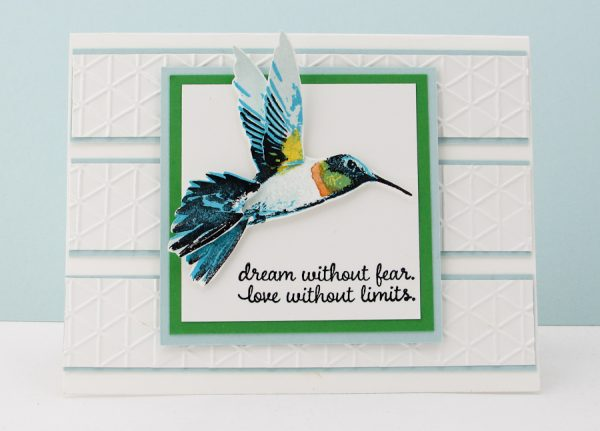 Stampin up picture perfect hummingbird post by demonstrator todays card was designed using the stampin up picture perfect stamp set m4hsunfo