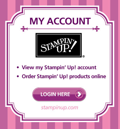 My Login - Stampin Up Site