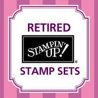 Retired Stampin Up Stamp Sets