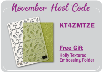 Brandys Cards November Hostess Code
