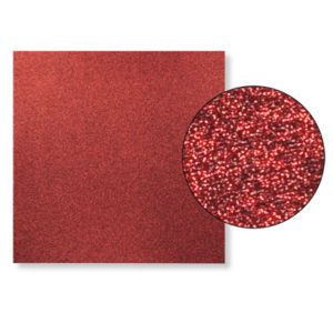 121790 Red Glimmer Paper