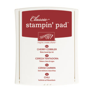 126966 Cherry Cobbler Stamp Pad
