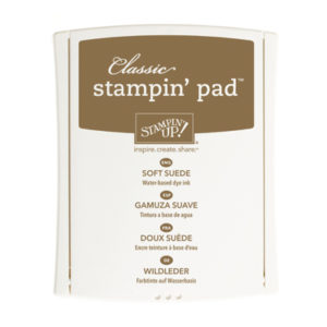 126978 Soft Suede Stamp Pad