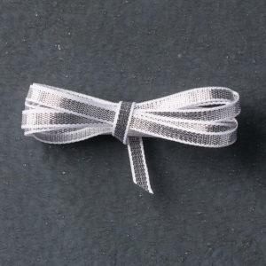 132137 Silver 1/8 Ribbon