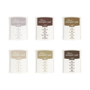 140933 Neutrals Stamp Pad Collectio