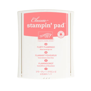 141397 Flirty Flamingo Stamp Pad