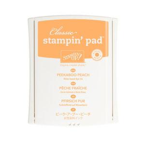 141398 Peekaboo Peach Stamp Pad