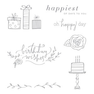 143796 Happiest Days - Clear