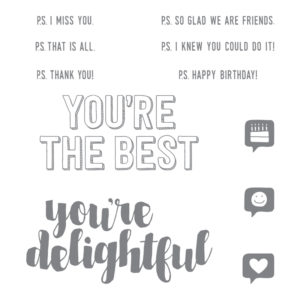 144023 Your Delightful - Clear Host