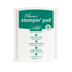 144085 Tranquil Tide Stamp Pad