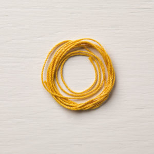 144354 Crushed Curry Solid Bakers Twine