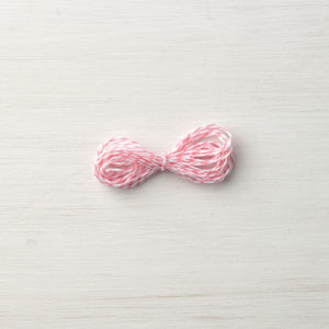 144356 Flirty Flamingo Bakers Twine