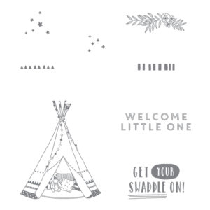 144776 Little One - Clear