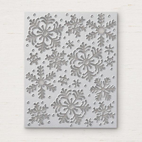 stampin up - beautiful blizzard bundle - video by stampin u0026 39  up